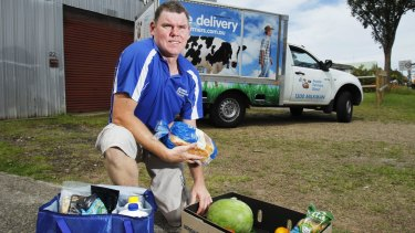 Aussie Farmers Direct is an example of a subscription business.