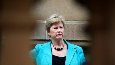Senator Milne has resigned as Greens leader.