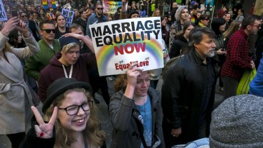 Marriage equality could be years away if the plebiscite is blocked in the Senate.