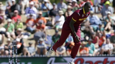 Jason Holder has been lumbered with the captaincy by board officials and selectors playing politics.