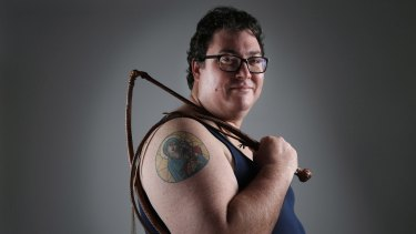 George Christensen, pictured for Good Weekend.