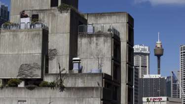 Environment Minister Mark Speakman rejected a bid to have the Sirius building preserved on the state heritage register.