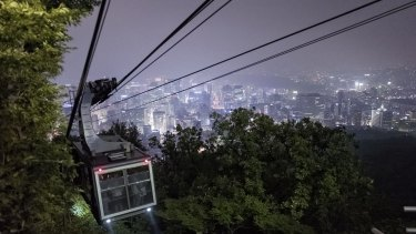 Cable cars have proved popular tourist and transport options around the world, the report says.