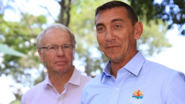 Peter Beattie and Mat Rogers warn people will likely miss out.