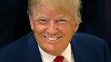 Republican presidential candidate Donald Trump is now on track to appear in the first Republican televised debate.