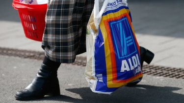 The Aldi discount supermarket chain has expanded rapidly, with 373 stores in Queensland, NSW, ACT and Victoria.