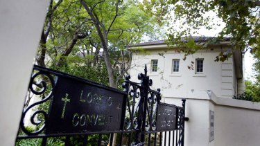 Loreto Kirribilli, an elite Catholic girls school in Sydney.