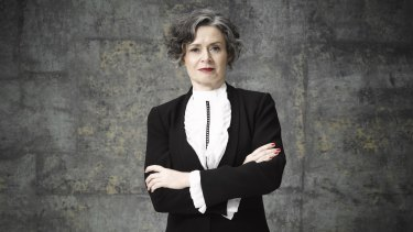 Judith Lucy has never been afraid to tell her story.