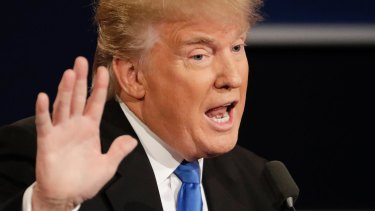 Donald Trump defended his treatment of Alicia Machado on Fox News.