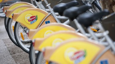 Brisbane's CityCycle program has come under fire from the Labor opposition.