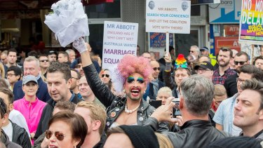 Marriage equality transcends politics and  should be a candidate for a plebiscite.