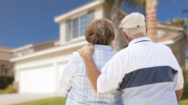 Older people can face challenges getting home loans, but age discrimination is illegal.