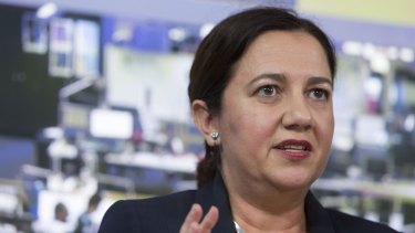Premier Annastacia Palaszczuk says Jeff Seeney would not be the right choice to head the parliamentary committee.