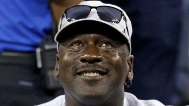 Don't mess with MJ: NBA legend Michael Jordan.