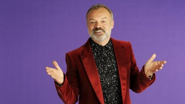 As Britain returns to lockdown, <i>The Graham Norton Show</i> must return to virtual audiences and socially distanced guests.
