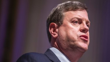 Treasurer Tim Nicholls has promised the government will listen to the message delivered by voters in Stafford.