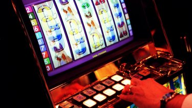 Pubs and clubs can pay out up to $5000 in cash to poker machine winners on the spot.