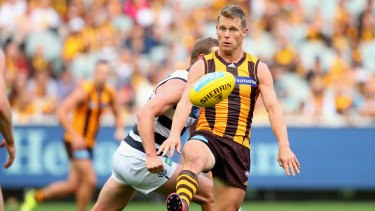 Hawthorn's Sam Mitchell has backed mandatory hair testing four times a year.