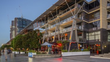Food and beverage group Keystone are selling their waterfront icon Cargo Bar.