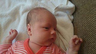 "Baby ""Sam"", born via a surrogate, cannot leave Nepal."