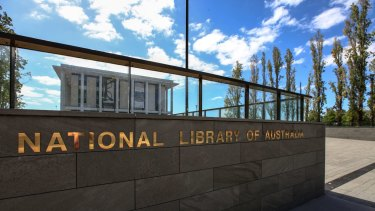 The National Library of Australia has announced a suite of staff and program cuts to meet the government's saving edict.