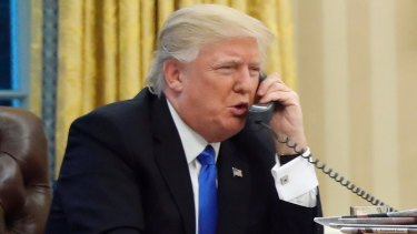 The leaked Turnbull-Trump phone call was a revelation.