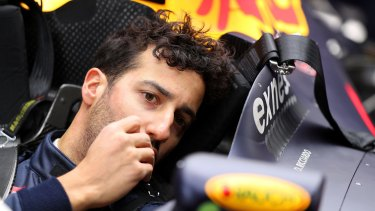 Daniel Ricciardo is clear about how far loyalty extends in the pursuit of a title.
