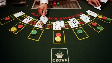 More than a third of all people banned from the casino by police are believed to be Vietnamese.