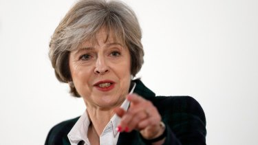 Theresa May dashed the hopes of Remainers and delighted Brexiteers by setting out a vision of an independent UK.