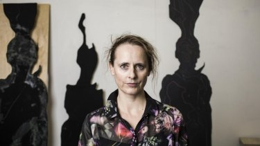 Caroline Rothwell has used her daughter as a model for several sculptural works.