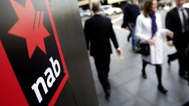 National Australia Bank's 99¢-a-share dividend has been maintained over the past seven reporting periods.