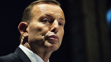 """""""The thing that worries me about so many of the contributions to our national conversation is that in the end they're all about increasing taxes"""": Prime Minister Tony Abbott."""