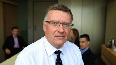 Looking to free up data: Westpac chief information officer David Curran.