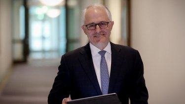 Prime Minister Malcolm Turnbull has raised the stakes against Opposition Leader Bill Shorten.