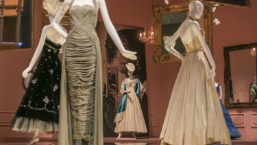 200 Years Of Australian Fashion National Gallery Of Victoria Survey Reflects Women S Sartorial Ambitions