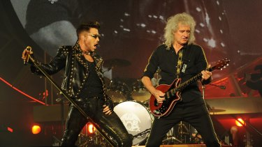 Queen and Adam Lambert will tour Australia in February and March next year.