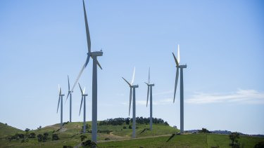 The ACT will hold another wind farm auction before the end of the year.