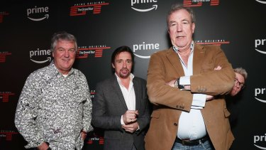 James May, Richard Hammond and Jeremy Clarkson tour Cambodia and Vietnam in The Grand Tour.
