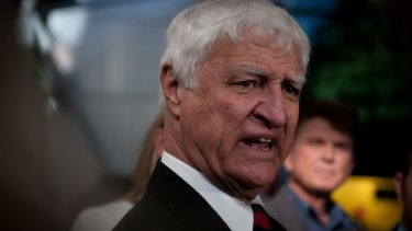 Bob Katter, who could prop up the Turnbull government in the next Parliamentary term, wants to limit migration.