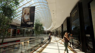 Chadstone shopping centre in Melbourne will be part of the new merged group's portfolio.