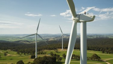 Nearly half of complaints launched with the commissioner were about wind farms that are not yet in operation.