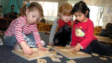 Women conduct 76 per cent of childcare, according to PwC's report to be released on Wednesday.