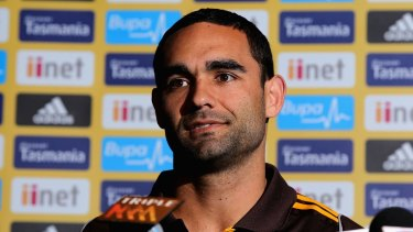 Shaun Burgoyne says the maturity of the Hawthorn team has gone a long way to ensuring that they have been able to find a way to win somehow.