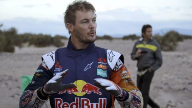 Australia's Toby Price of the Red Bull KTM Factory Team.