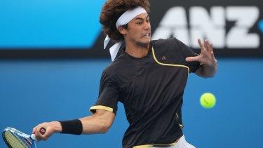 Nick Lindahl  beat teenage sensation Bernard Tomic in the Australian Open play-offs in 2009.