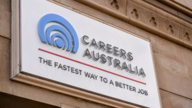 Careers Australia was placed into voluntary administration on Thursday.
