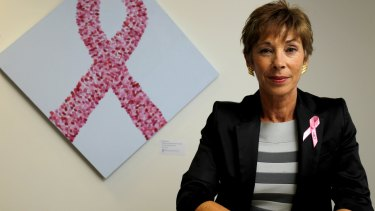 Carole Renouf, CEO of the Breast Cancer Foundation speaks on the impact of breast cancer on a woman's career, relationships and life.