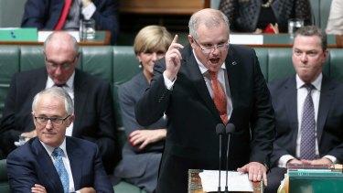Despite what Treasurer Scott Morrison says, Australia has much more than a spending problem.
