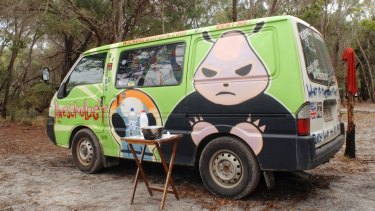 Wicked Campers has been the target of complaints about its slogans.