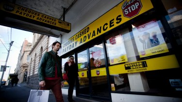Payday lenders are starting to target a new demographic – the young and socially mobile.